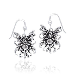 Bubble Rider Fairy Earrings by Amy Brown/Peter Stone