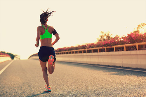 Don't Run To Get In Shape, Get In Shape So You Can Run!