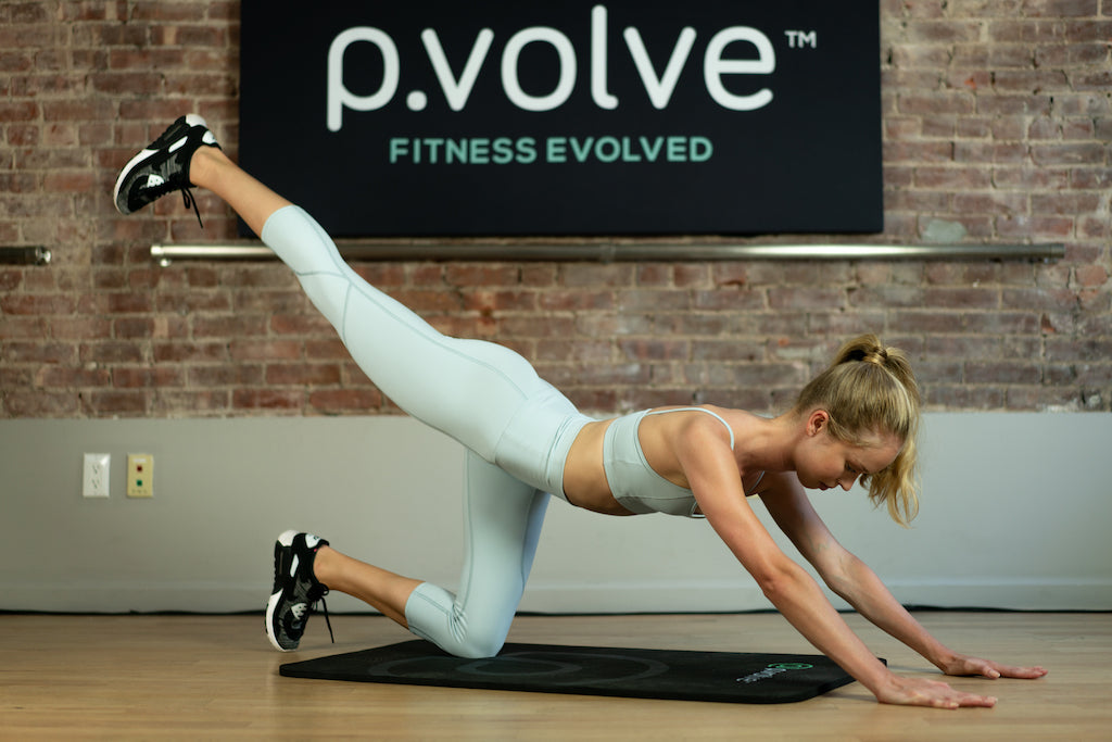 "Ask P.volve: Toning the Thighs, ""Catching the Floor,"" No Equipment & More"