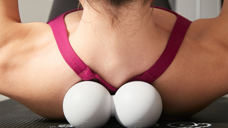Deepen Your Recovery with the Massage Ball Set