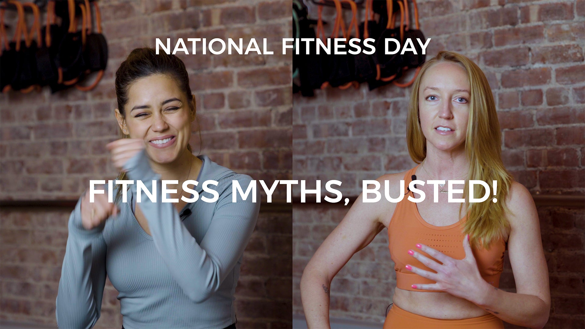Fitness Myths, Busted! | P.volve