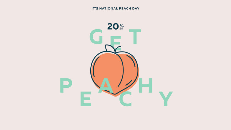 National Peach Day: What the Peach Means to Us