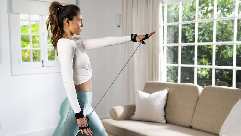 3 Streaming Videos to Tone Your Arms with the p.band