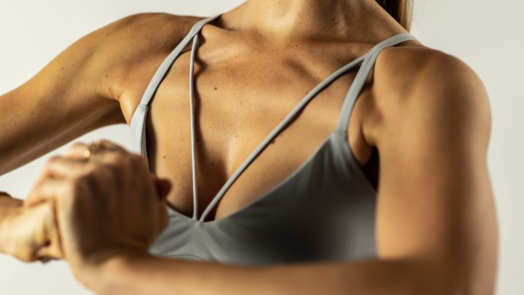 Armed & Ready: 3 Moves to Tone the Underarm