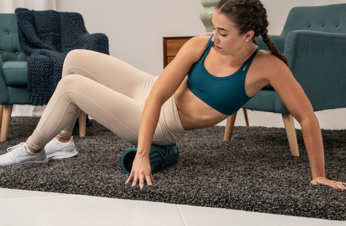 How to Use the Precision Foam Roller in Three Versatile Ways