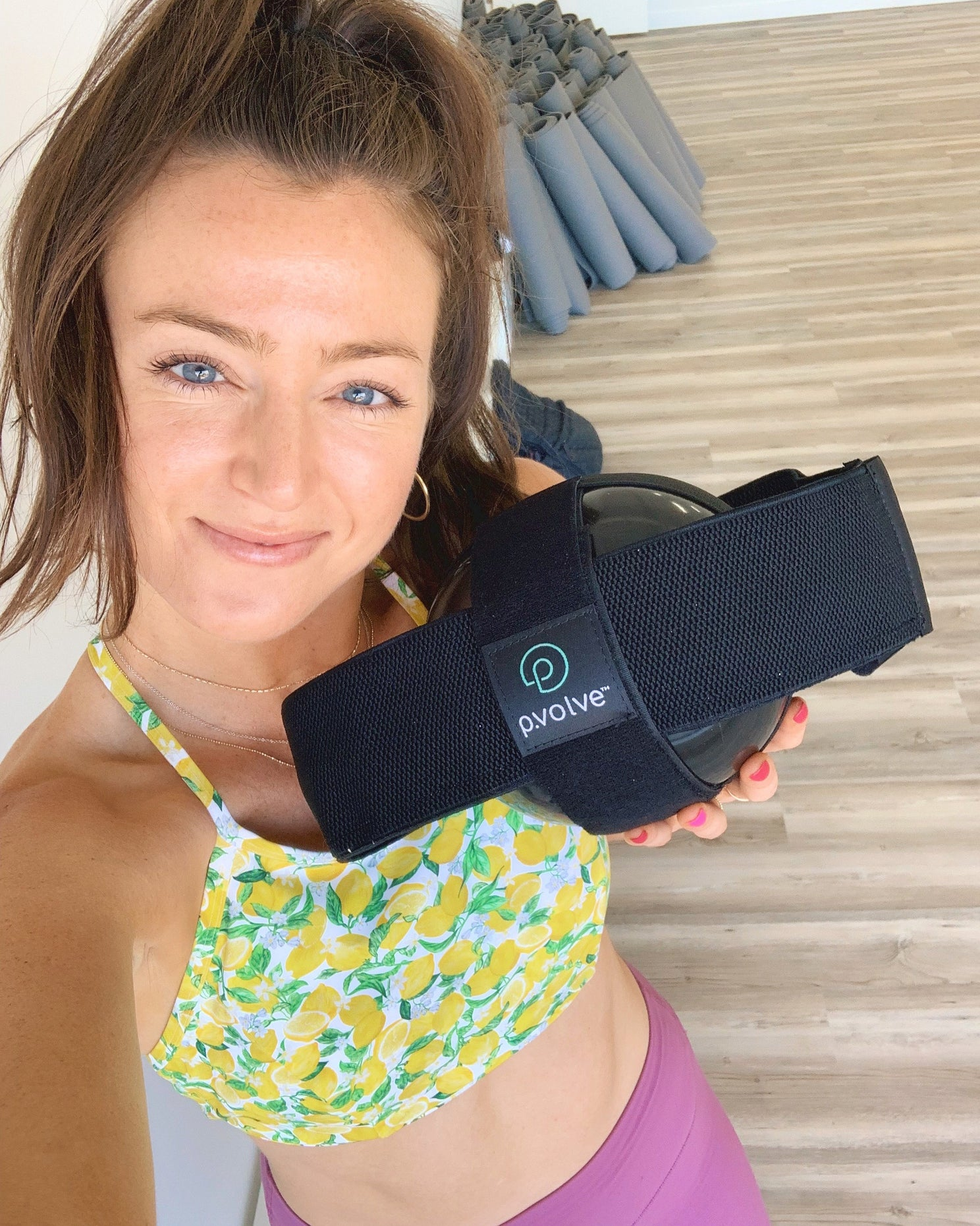 Studio Spotlight: A Q&A with P.volve Master Trainer Hanna