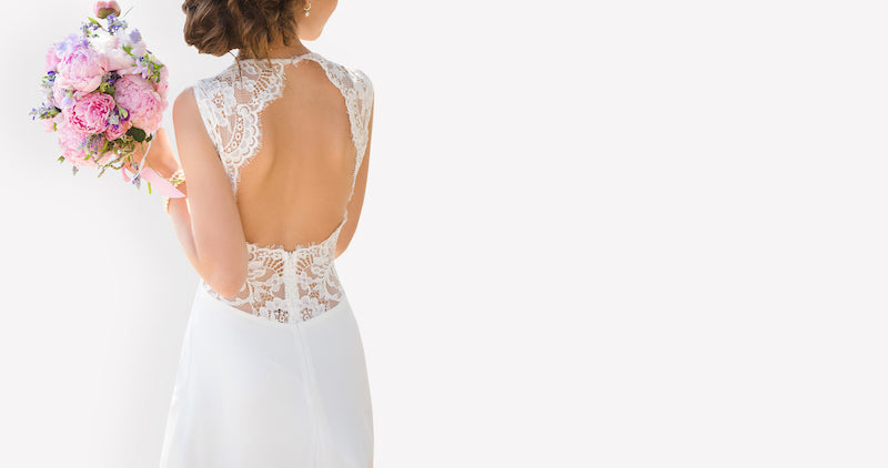Wedding Wednesday: 3 Moves For Each Wedding Dress Silhouette