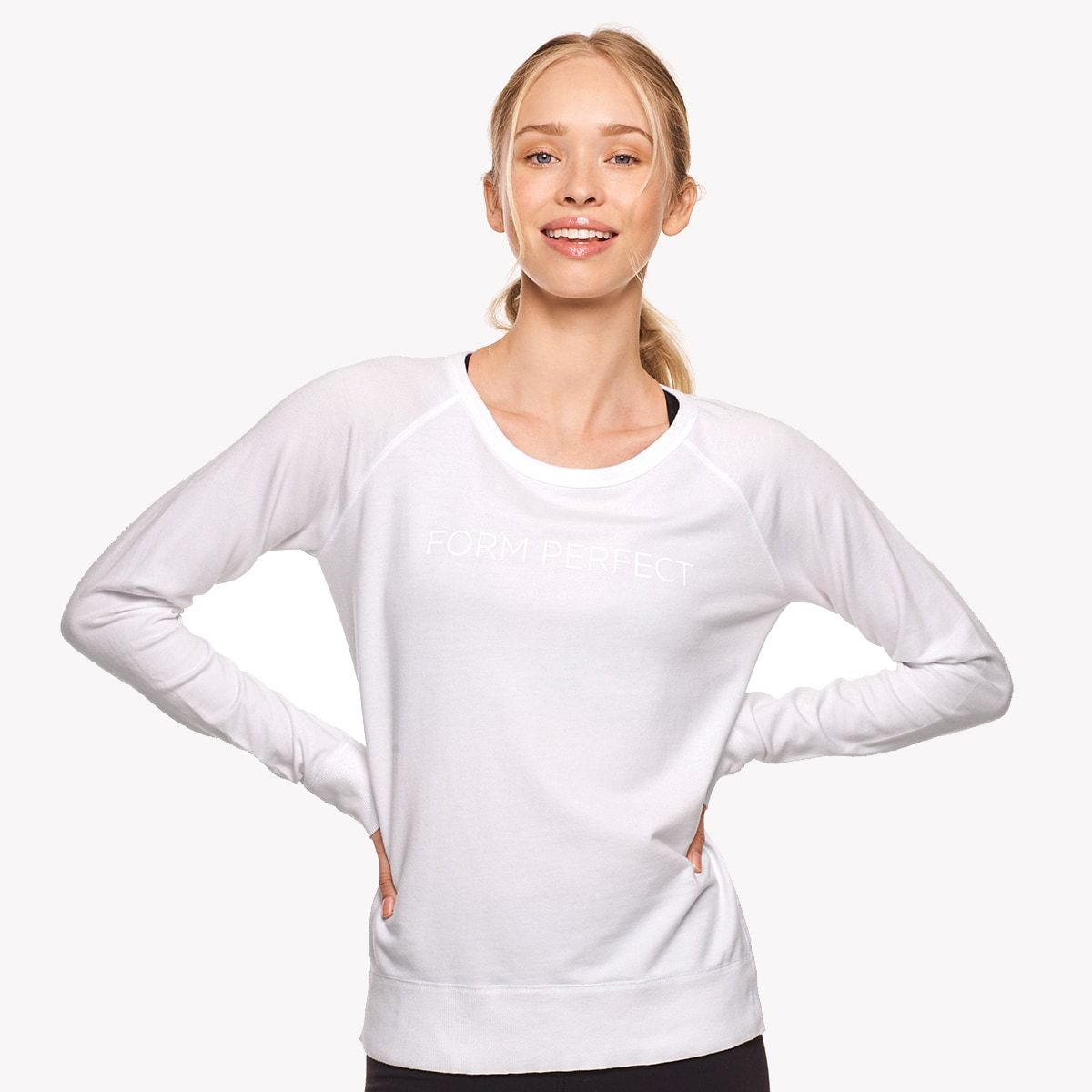 form perfect sweatshirt