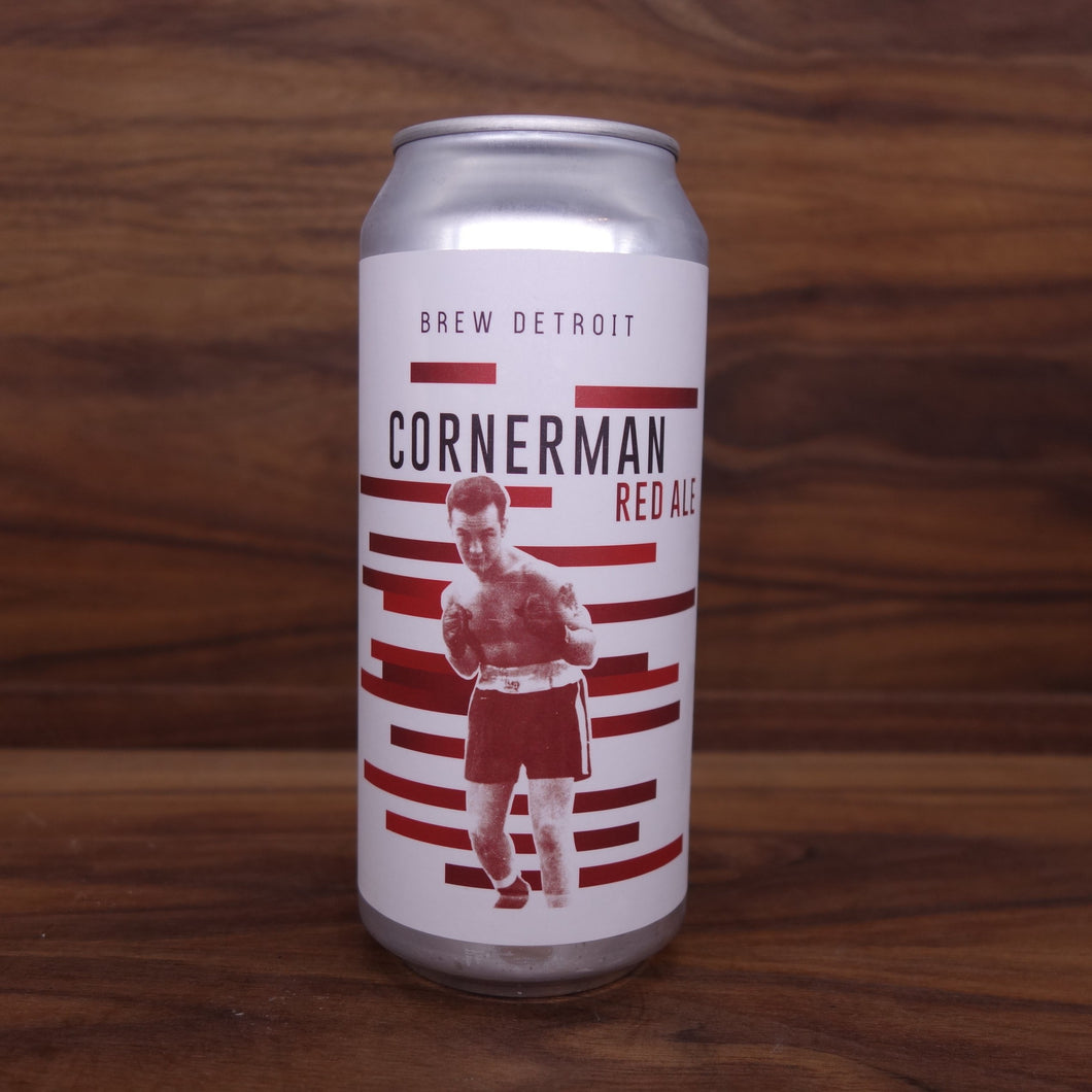 Brew Detroit - Cornerman Red Ale