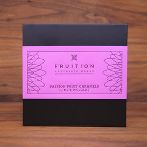Fruition Passion Fruit Caramel Chocolates