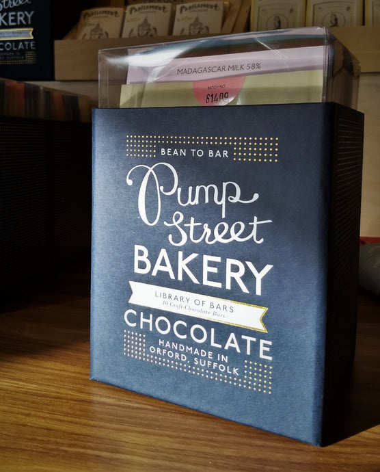 pump street chocolate library of bars bean to bar single origin