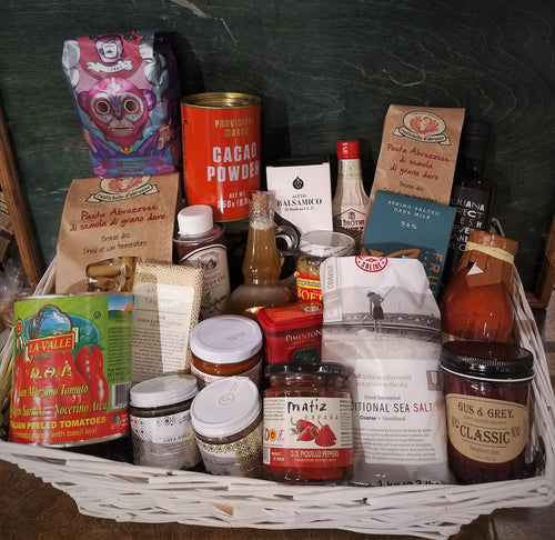 Pantry Stocker Deluxe Gift Basket / Box