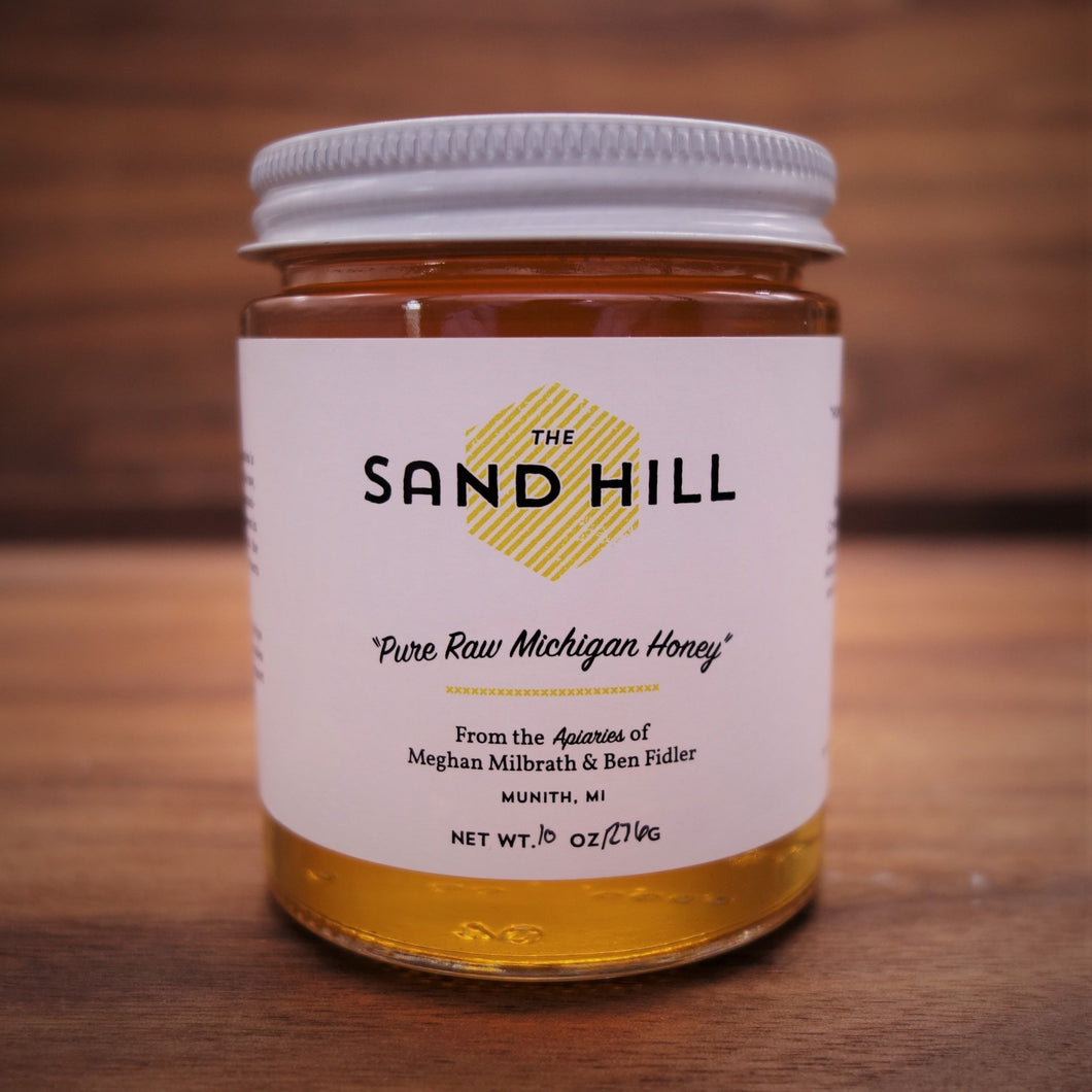 The Sandhill Michigan Honey