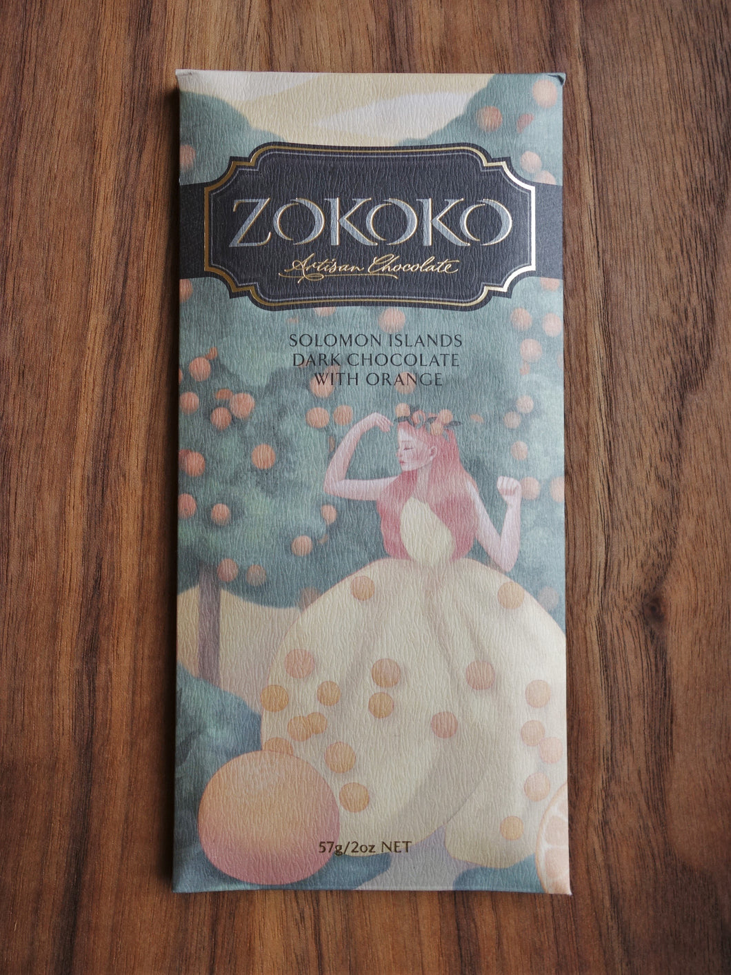 Zokoko Goddess Orange