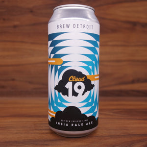 Brew Detroit - Cloud 19 NEIPA