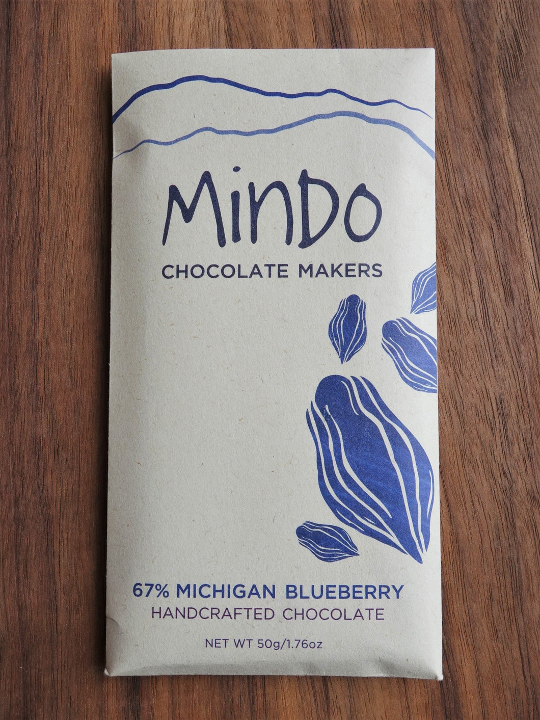 Mindo Blueberry 67 pct