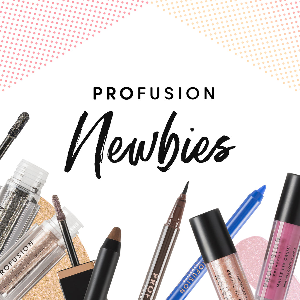 NEWBIES – EYES & LIPS