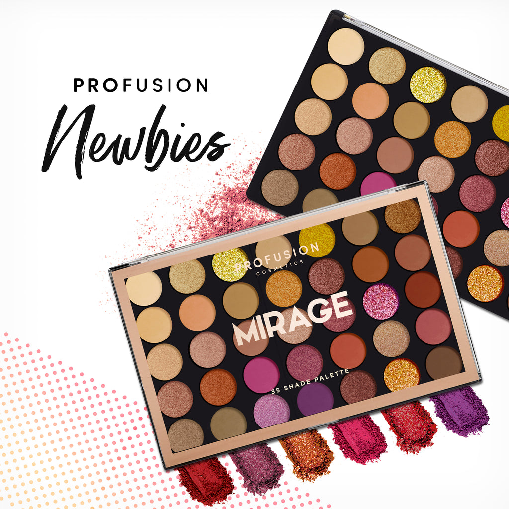 Profusion Newbies - Mirage Palette