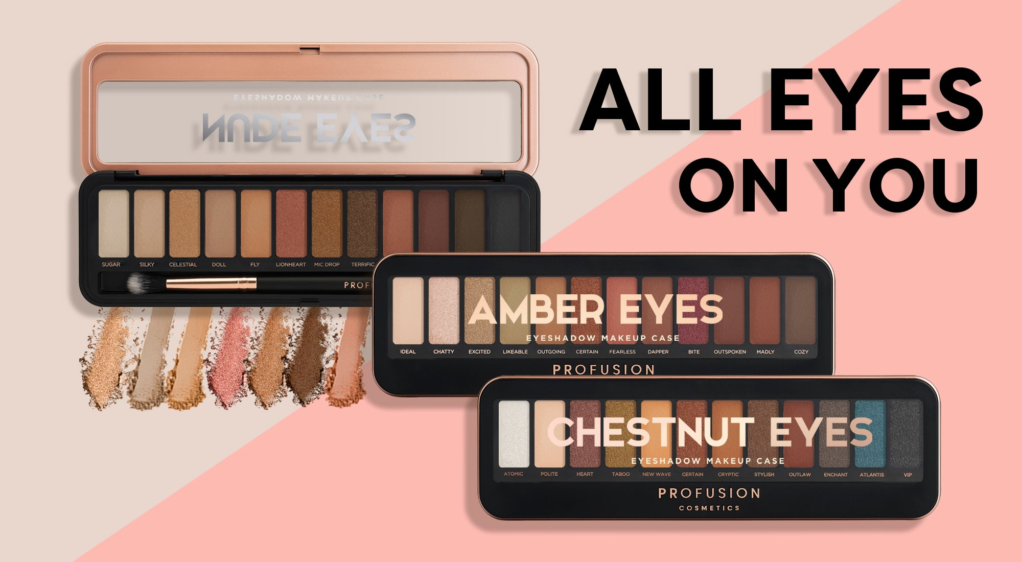 a5afd294eaf3 Profusion Cosmetics - Shop Pro Makeup Palettes At An Affordable Price!