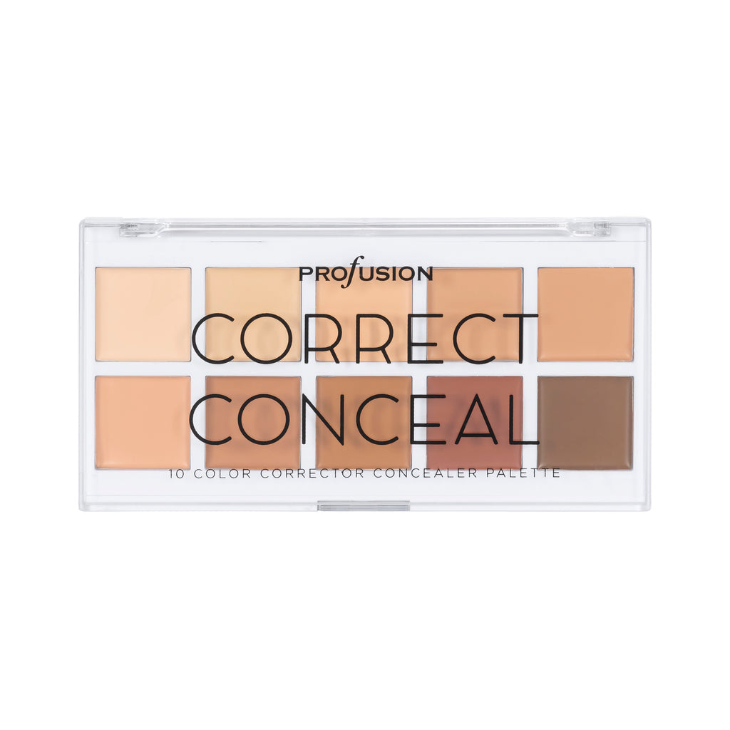 Correct & Conceal