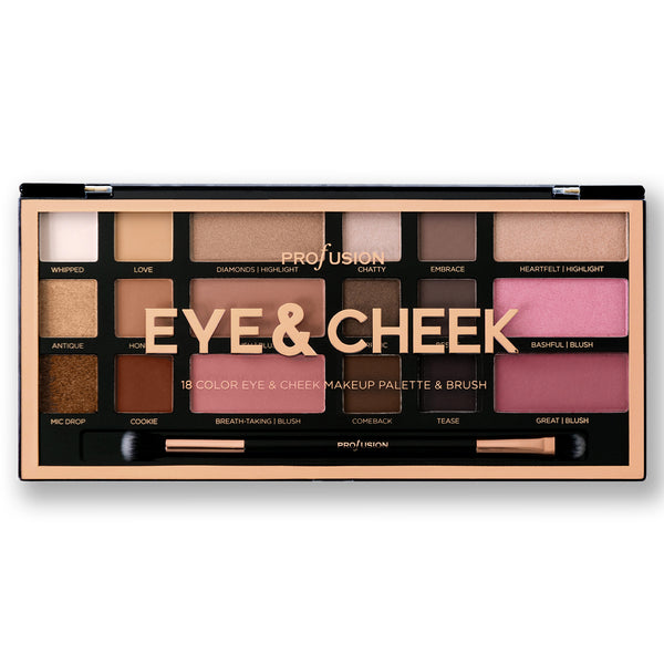 EYE & CHEEK | The Artistry Palette
