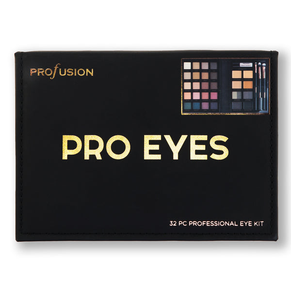 PRO EYES | Professional Beauty Book - profusion US