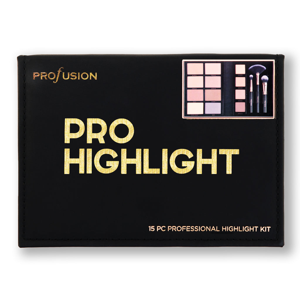 PRO HIGHLIGHT | Professional Beauty Book - profusion US