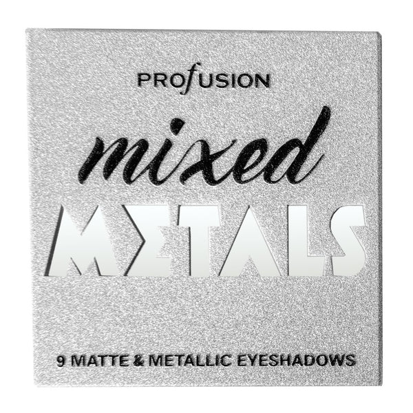 EYES | MIXED METALS PALETTE-SMOKY