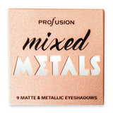 EYES | MIXED METALS PALETTE- AMBER - profusion US