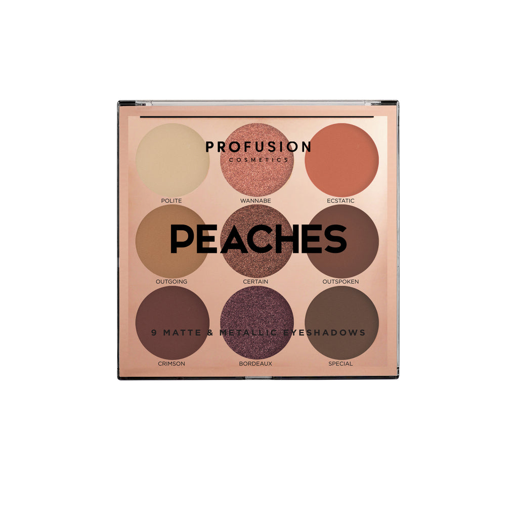 Mixed Metals Peaches