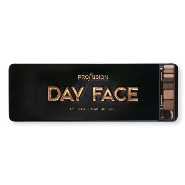 DAY FACE | Pro Makeup Case - profusion US