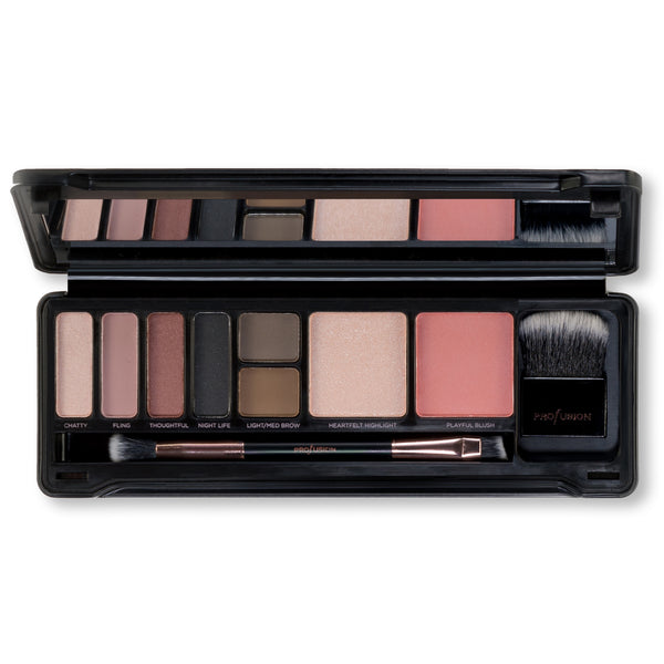 GLAM FACE | Pro Makeup Case - profusion US