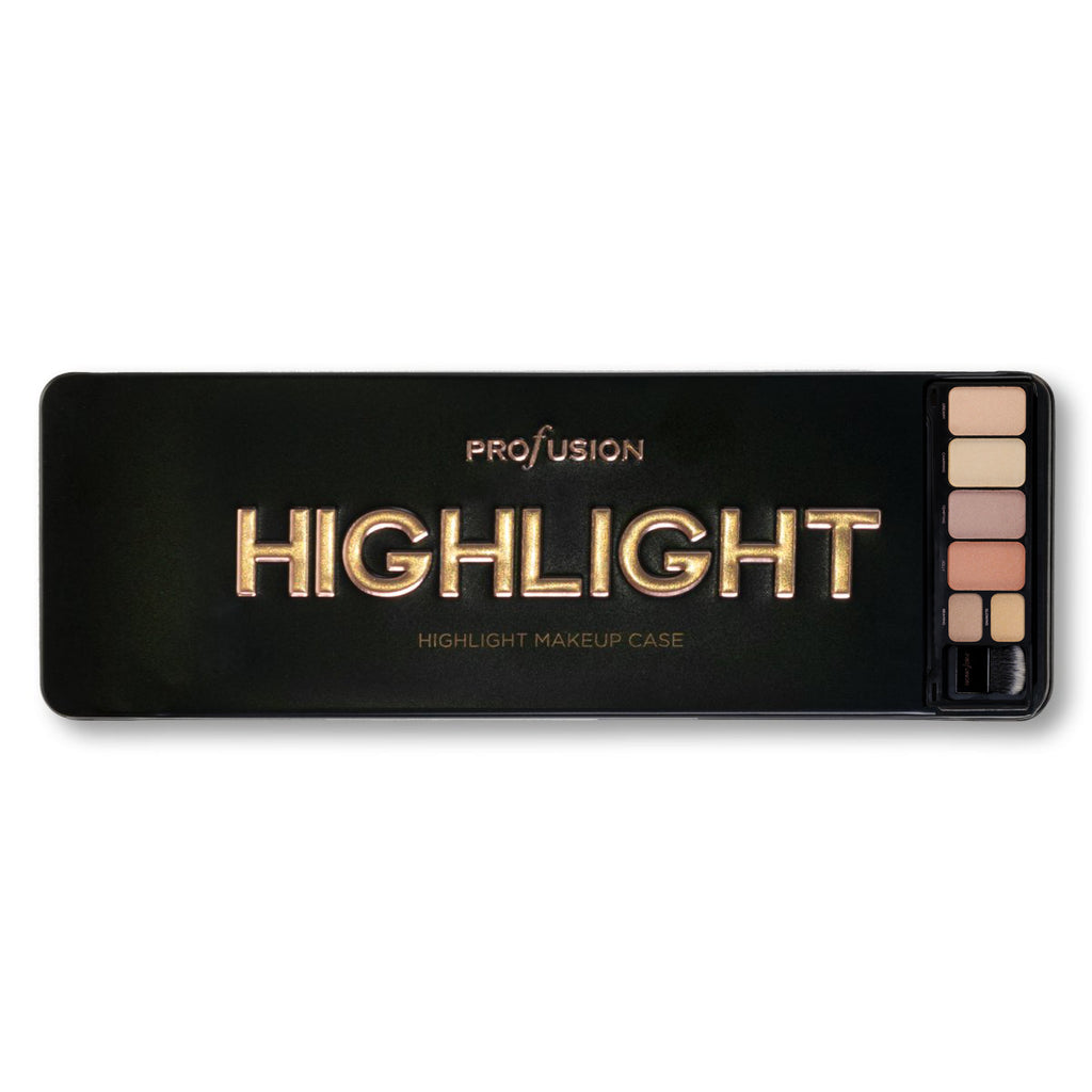 HIGHLIGHT | Pro Makeup Case