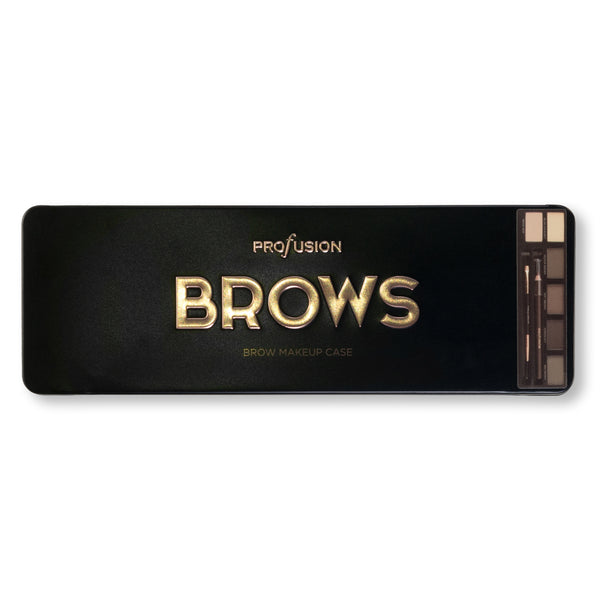 BROWS | Pro Makeup Case - profusion US