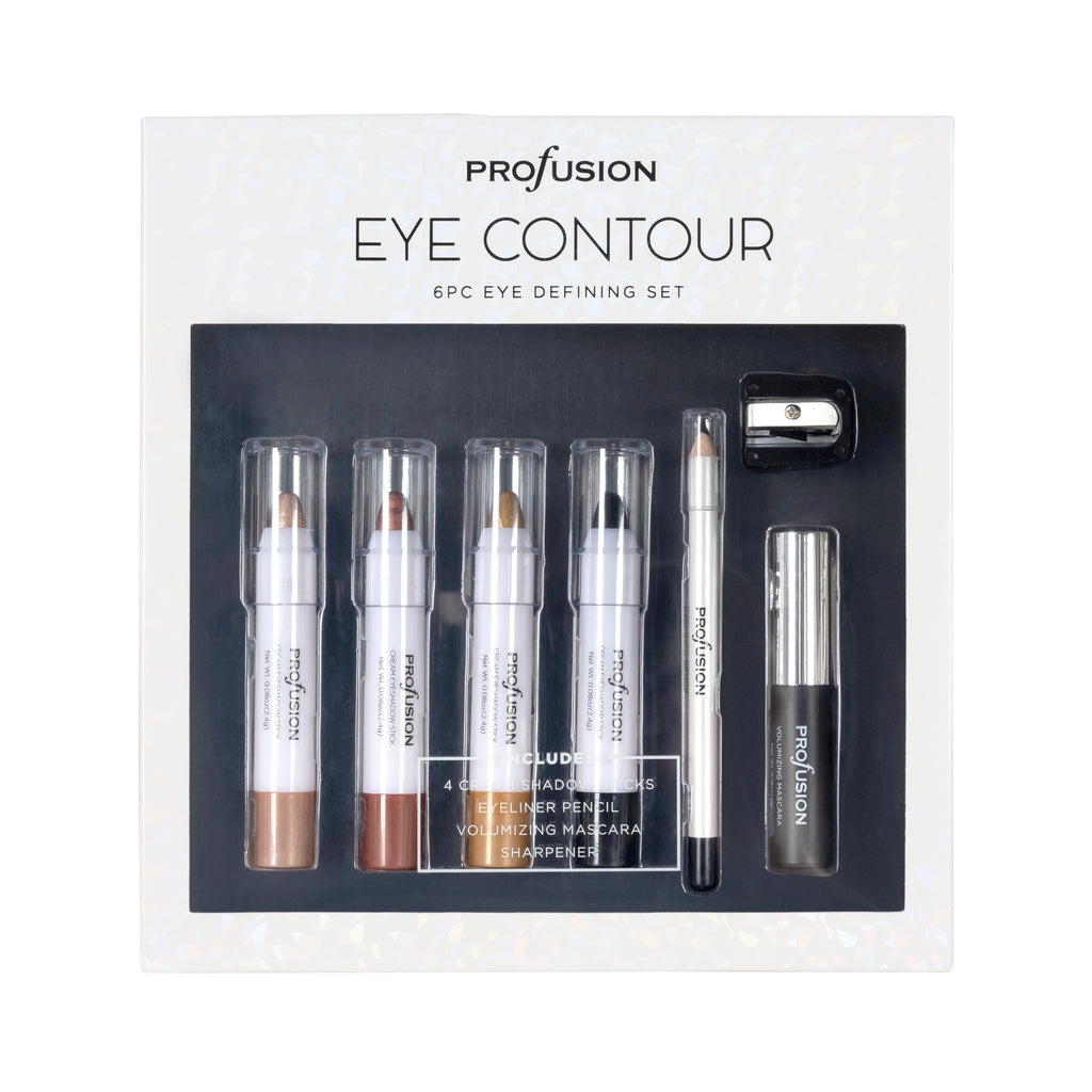 White Crystals Eye Contour