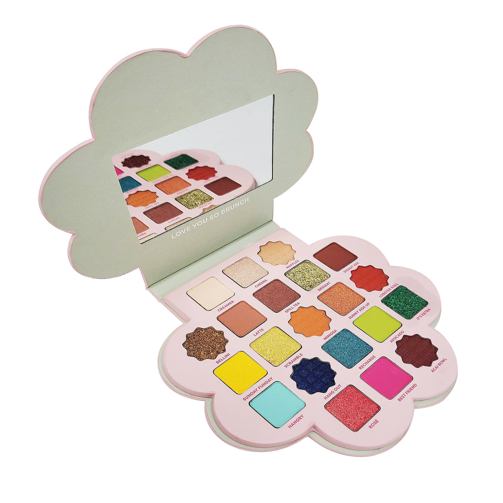 Love You So Brunch Palette