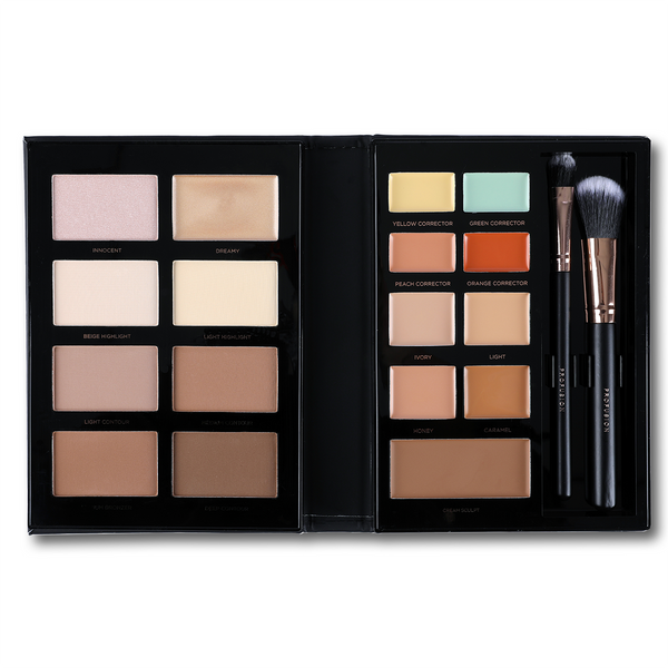 PRO CONCEAL & CONTOUR | Professional Beauty Book - profusion US