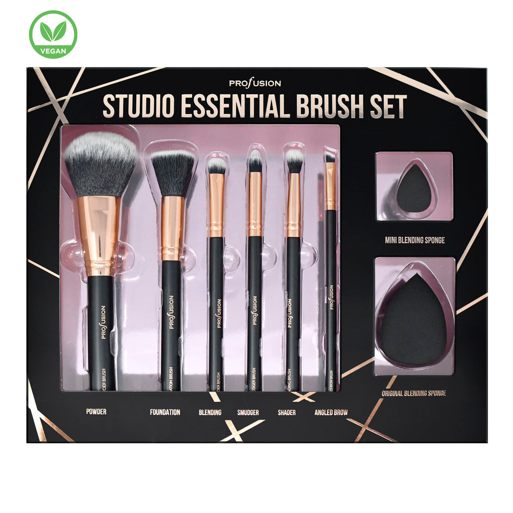 Studio Essential Brush Set