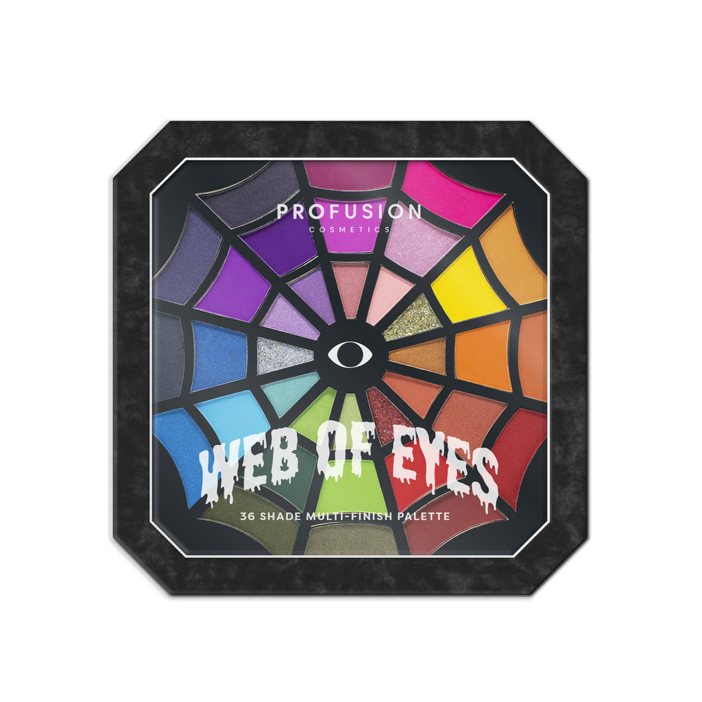 Web of Eyes Eyeshadow Palette