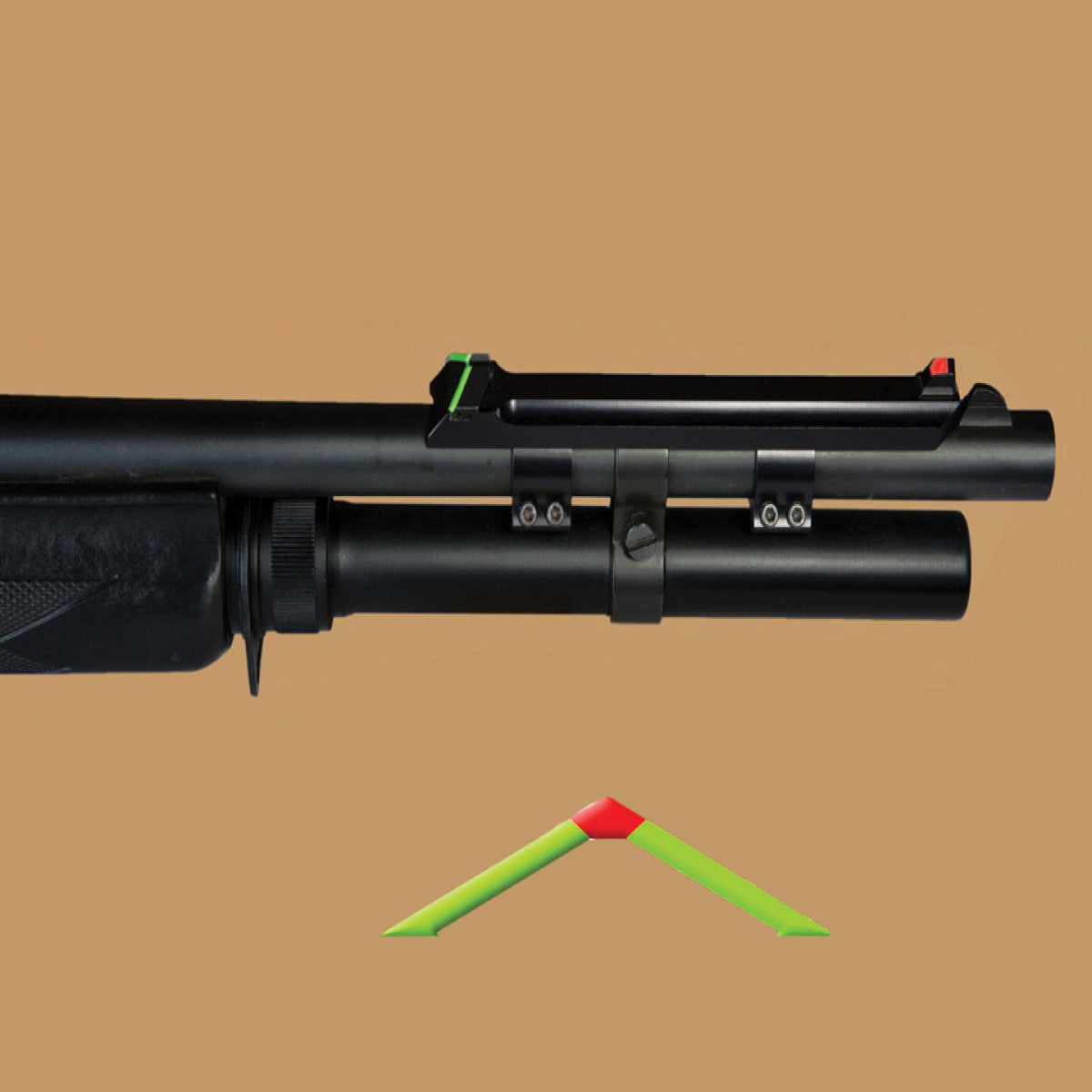 ATPS - BENELLI SPLIT-RING SHOTGUN (