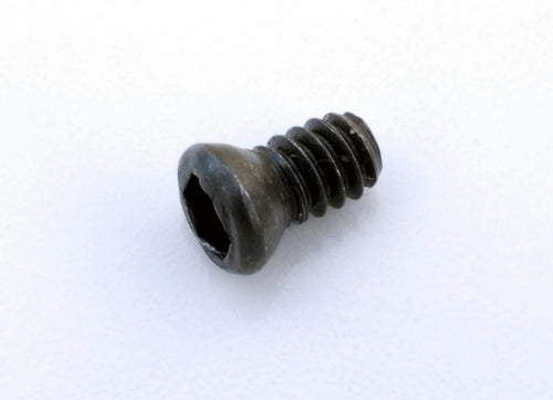 REAR SIGHT SCREW FOR THE ATPS (GLOCK, LONG GUN, SIG SAUER, SPRINGFIELD, TAURUS PISTOLS) FIVE IN EACH PACK
