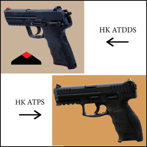 ATDDS & ATPS HK 45 / P30 / VP - ALL MODELS - professional installation is recommended