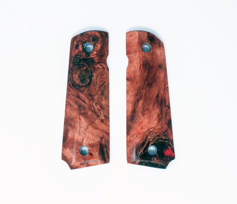 Red Wood - Handgun Grip