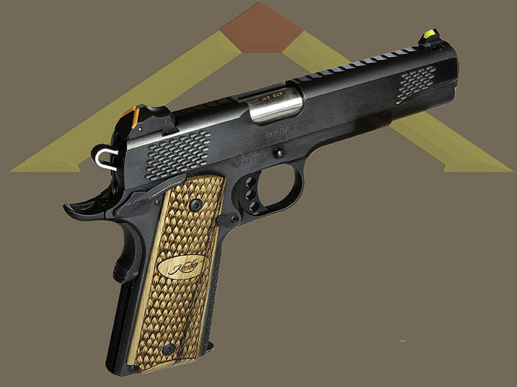 ATPS - KIMBER 1911 - (FRONT SIGHT SHOULD BE INSTALLED BY A PROFESSIONAL)