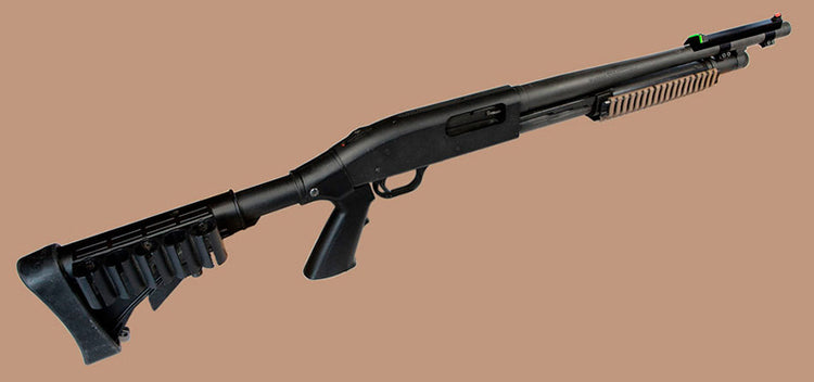 ATPS - MOSSBERG SPLIT-RING SHOTGUN