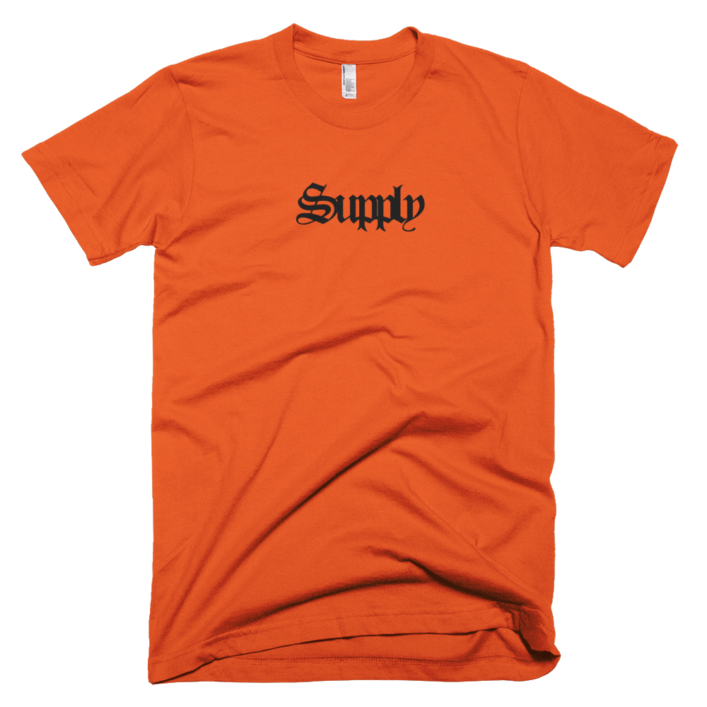 OG Supply T-Shirt - Orange