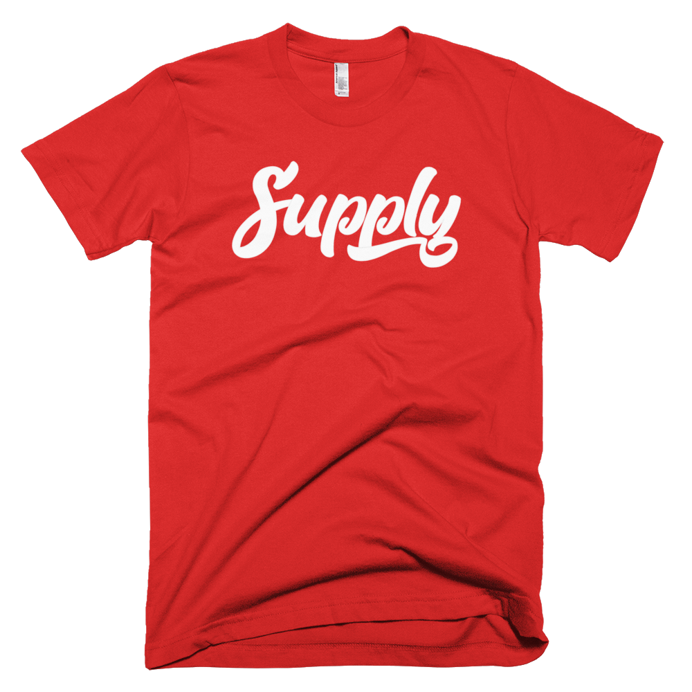 Supply T-Shirt - Red