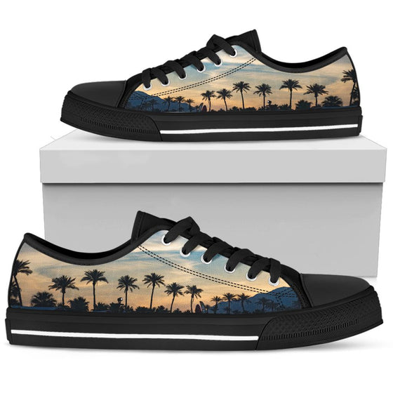 Beach Shoe - Sunset Black