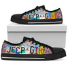 JeepGirl Tennis Shoe - Texas Black