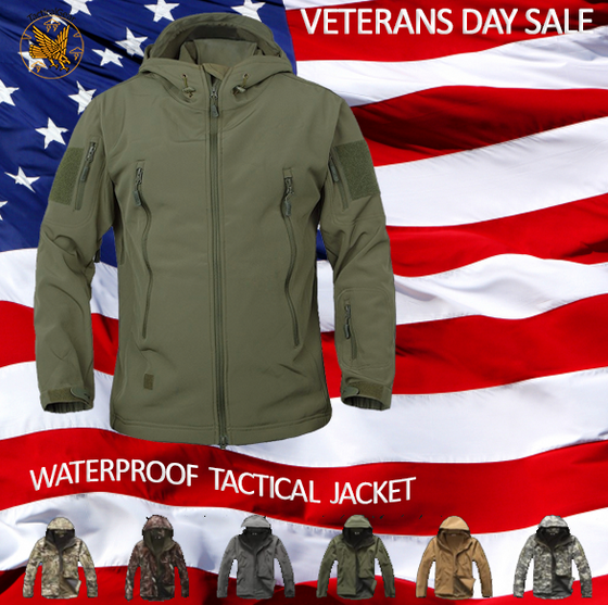 High Quality, Tactical Jacket